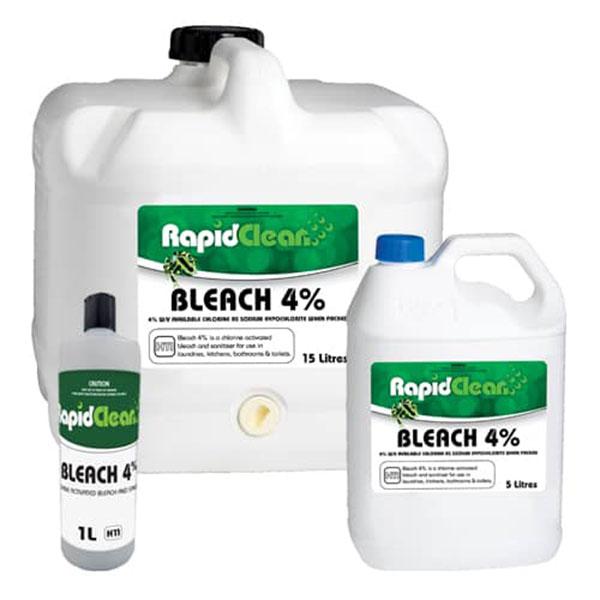4% Bleach 5L