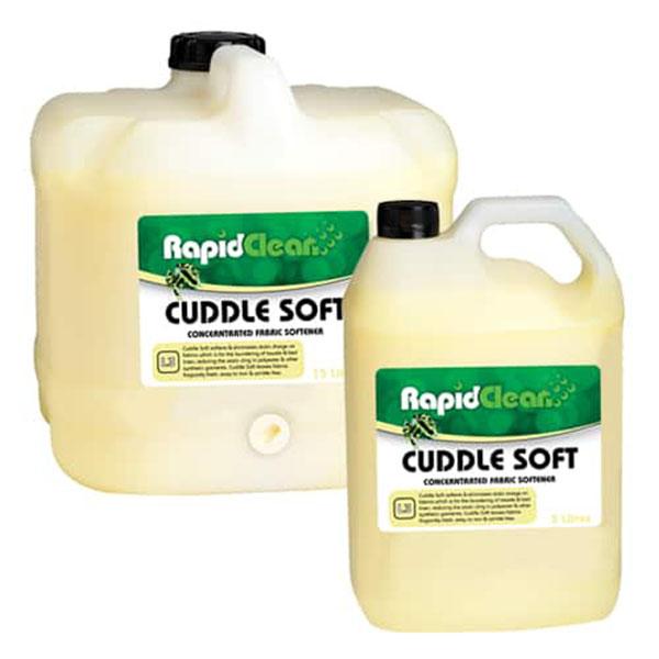 Cuddle Soft Fabric Softener