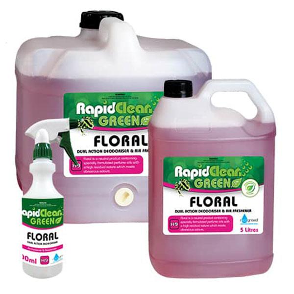 Floral Deodoriser Neutral Cleaner