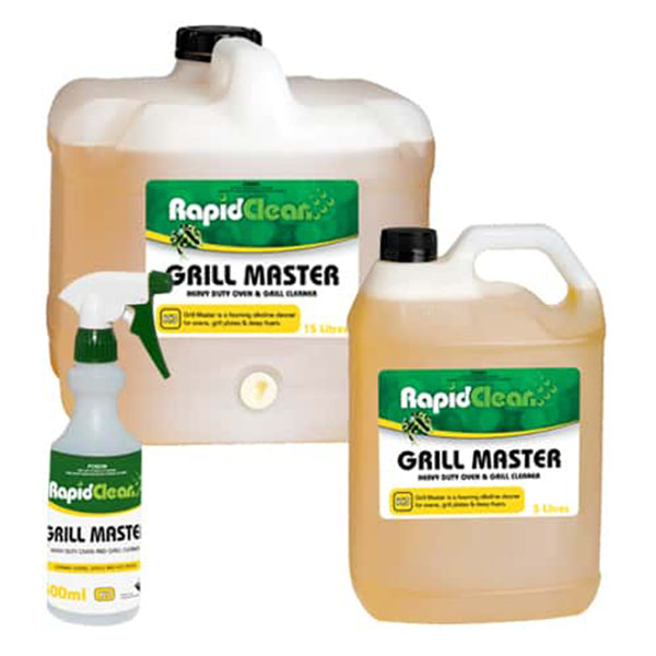 Grill Master Oven Cleaner