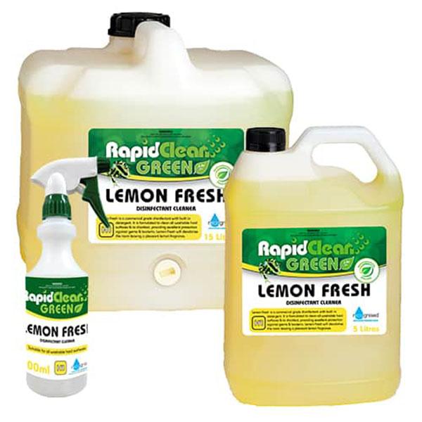 Lemon Fresh Disinfectant