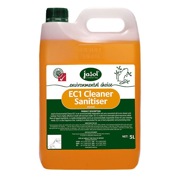 Jasol Enviro Cleaner Sanitiser