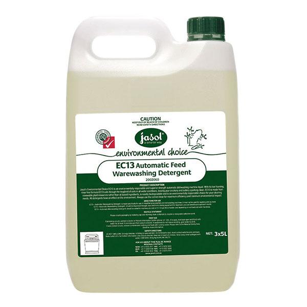 Jasol Enviro Auto Warewash Detergent