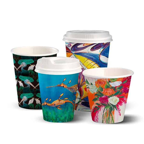Art Series Cups