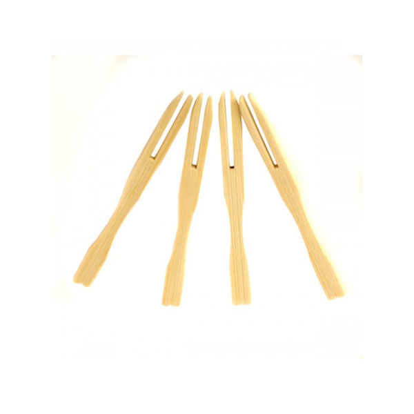 Bamboo Cocktail Fork