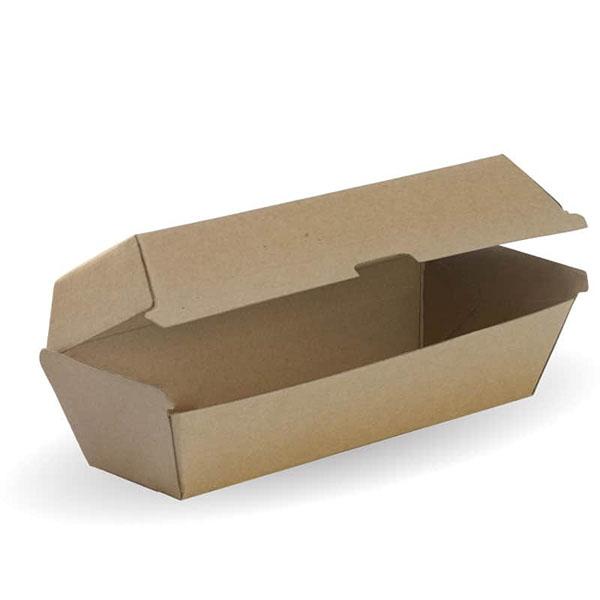 Bioboard Hotdog Box