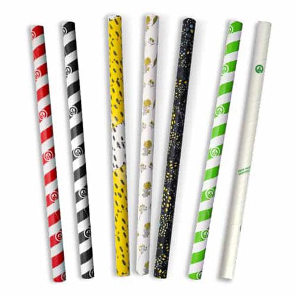 Bio Jumbo Straws