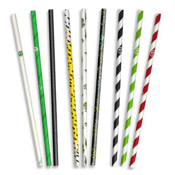 Bio Regular Straws
