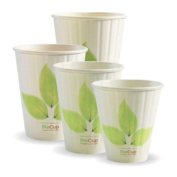 Leaf Bio Hot Cups