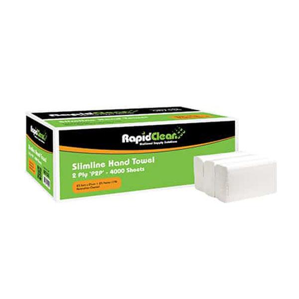 Rapid Clean Slimline Hand Towel